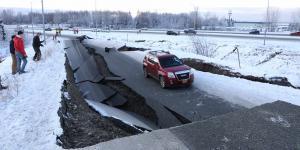 Global | Así quedó Alaska tras sismo
