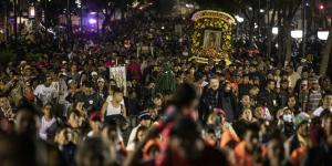 México | Monitorea el C5 peregrinaje guadalupano
