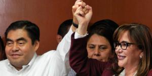 México | Morena tiene un problema: se llama Yeidckol y se apellida Polevnsky
