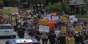 México | Ni el COVID-19 detuvo las protestas que piden justicia para Giovanni López