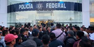 México | Ni polígrafo ni evaluaciones militares: esto exigen policías federales