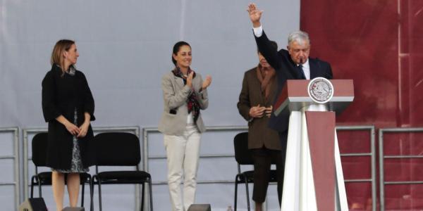 Cuestione | México | A un año de la victoria de AMLO no hay reconciliación