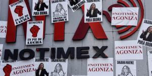 México | Notimex deberá pagar unos 170 millones de pesos si pierde juicios laborales