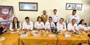 México | Nuevos partidos: expresidente, dirigentes sindicales y religiosos, cerca del registro