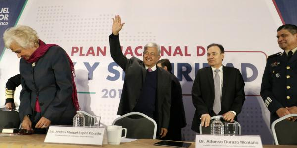 México | ¿Por qué preocupa el plan de paz de AMLO?