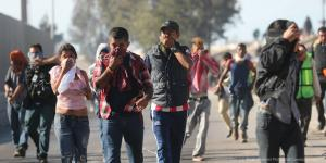 México | Patrulla Fronteriza agrede a migrantes