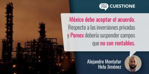 Columnas | ¿Qué fue lo que pasó ayer en el mercado del petróleo?