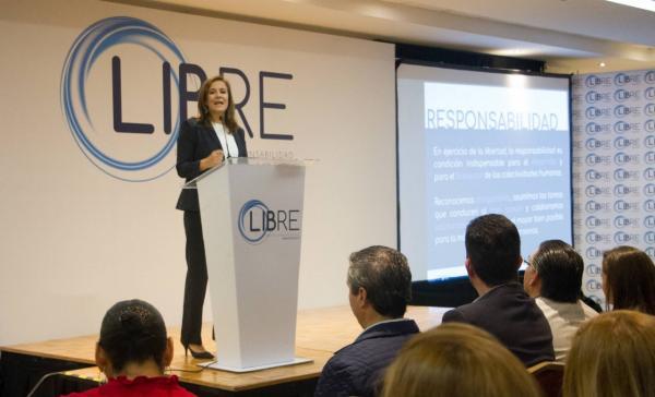 México | Calderón-Zavala sí van por partido político