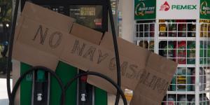 México | Persisten retrasos en el abasto de gasolina