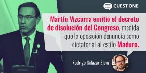 Columnas | Perú y la oposición a la venezolana