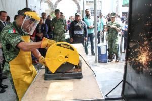 México | Programas de desarme, insuficientes para controlar la violencia armada
