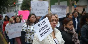 Cuestione | México | ¿Puede el DIF sustituir a las estancias?