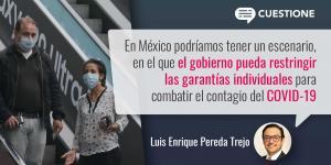 Columnas | ¿Puede el gobierno obligarme a no salir de mi casa durante la epidemia?