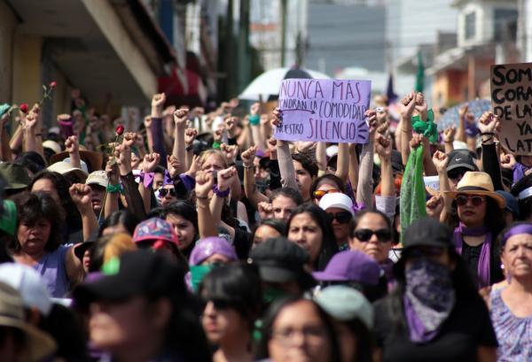 México | La historia de Yolotzin inspira a mujeres a levantar la voz sobre el abuso sexual
