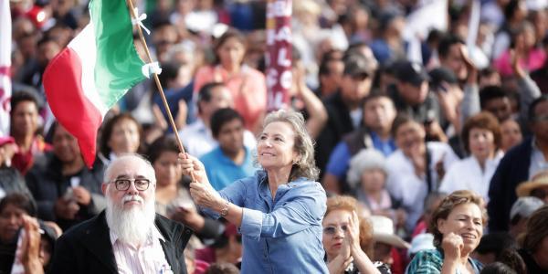 Cuestione | México | Lo que AMLO no dijo en su mensaje del 1 de julio
