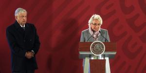 Cuestione | México | Que duermen poco, dice Olga Sánchez Cordero