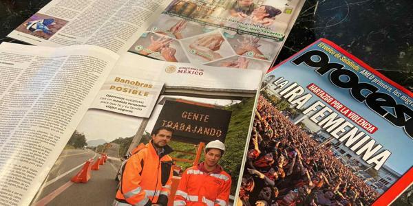 México | Con AMLO regresó la publicidad del Gobierno a Proceso