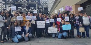 Cuestione | México | Reclaman mujeres a AMLO: ¡No sin nosotras!