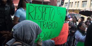 México | Reglamentar la prostitución, el debate que viene en CDMX