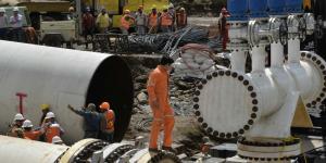 "México | Se descompone el ""arreglito"" al Cutzamala"