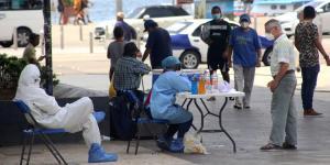 México | Se estima que las muertes por COVID-19 podrían llenar dos veces el Estadio Azteca