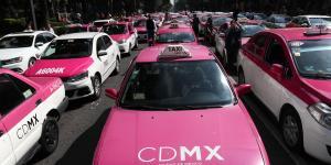 México | Siempre hay una nota: cuando Sheinbaum apoyaba a los taxis concesionados