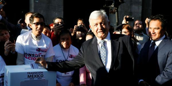 México | El día que AMLO votó... ¿por la democracia?