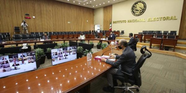 México | Lo que estuvo detrás del pleito para elegir a los nuevos consejeros del INE