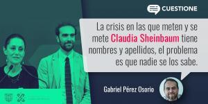 Columnas |  Andrés Lajous se tiene que ir