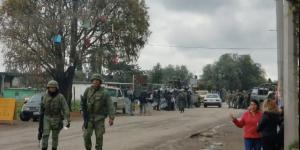 México | Tensión en Tula entre civiles y Ejército