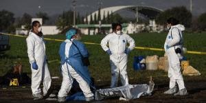 "Cuestione | México | Tlahuelilpan: ""solo era euforia por ir"""
