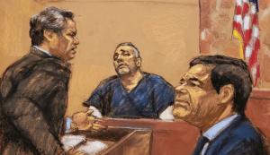 Global | Todos los embarrados en el juicio del siglo