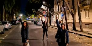 Cuestione | Hashtag | ¿Toque de queda? ¡No!: responden las mujeres