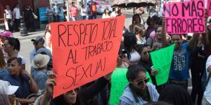 México | Trabajo sexual: el incómodo debate del Congreso de la CDMX
