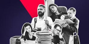 Cuestione | Tu Político | Tráfico y trabajo ahogan a los capitalinos: los hace menos productivos