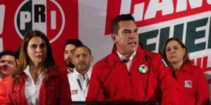 México | Tras elección desangelada, Alejandro Moreno asume la presidencia del PRI