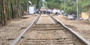 Cuestione | México | Tren Maya amenaza cenotes y vestigios