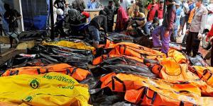 Cuestione | Global | Tsunami deja más de 300 muertos