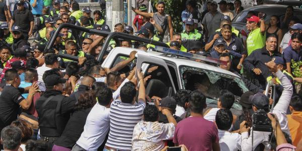 Cuestione | México | Como si algo nos faltara: se disparan los linchamientos en el país