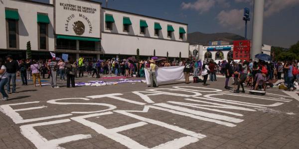 Cuestione | México | Feminicidios en Ecatepec: fue el Estado