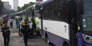 México | Violencia en el transporte público se roba la libertad de los mexicanos