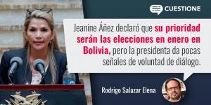 Columnas | Bolivia: el fraude, el golpe y lo que sigue