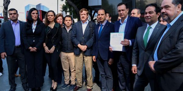 México | Las millonarias y misteriosas aportaciones de militantes a sus partidos