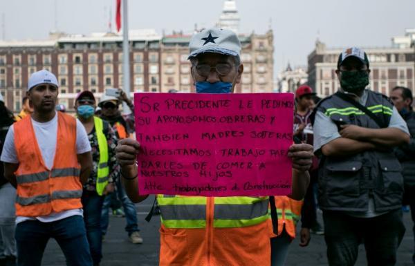 México | Aprobación de AMLO en México baja por violencia y COVID-19