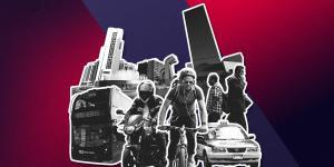 Cuestione | Tu Político | Moverse en la CDMX: horas y horas perdidas en el tráfico