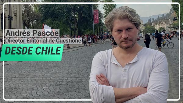 Videos | Chilenos toman las calles