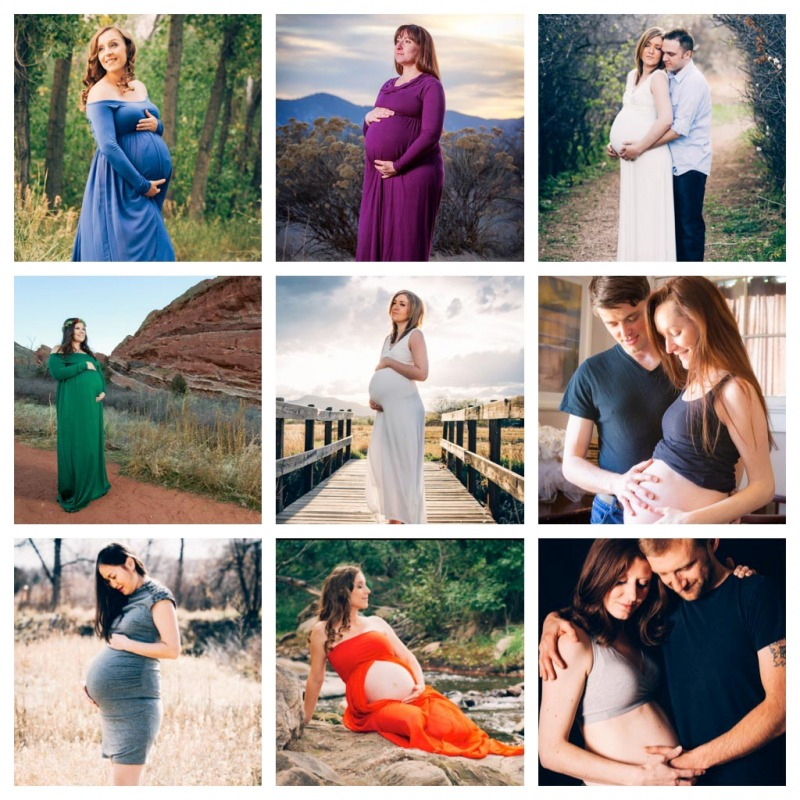 Skigen Photography 1 Hour Portrait Shoot with Files | Denver Colorado Photographer | maternity.jpg