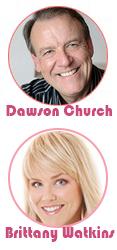 Dawson Curch and Brittany Watkins