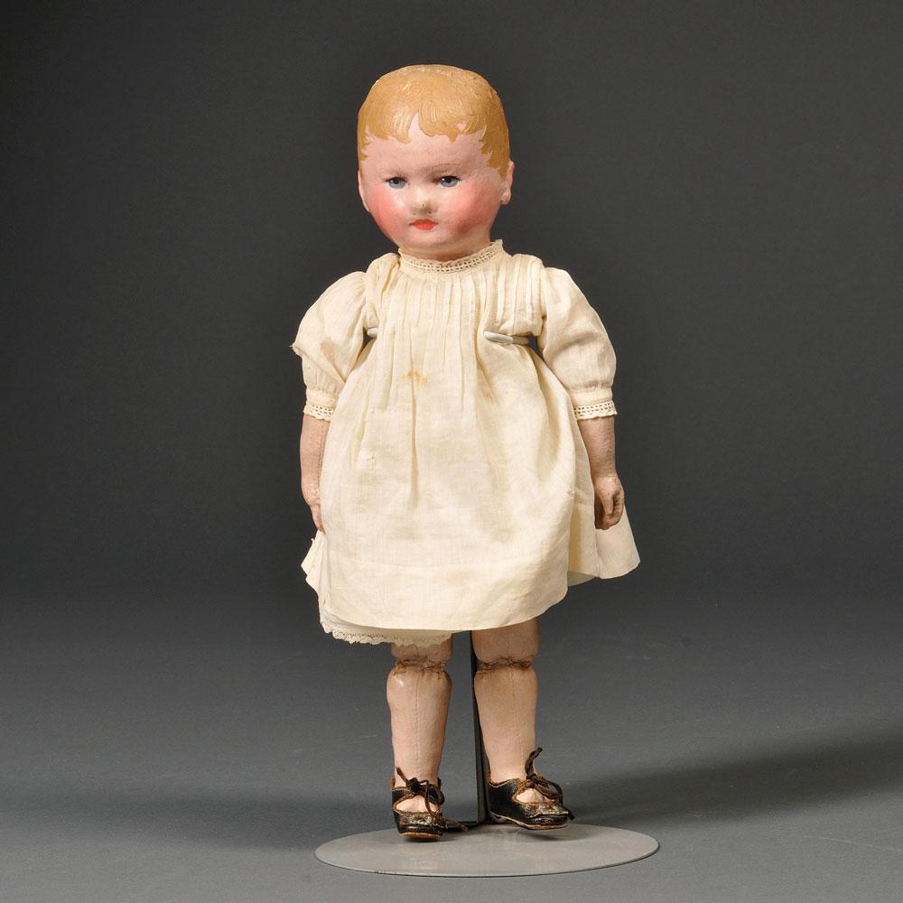 Martha Chase Cloth Doll, Pawtucket, Rhode Island, early 20th century (Lot   119, Estimate $400-$600)