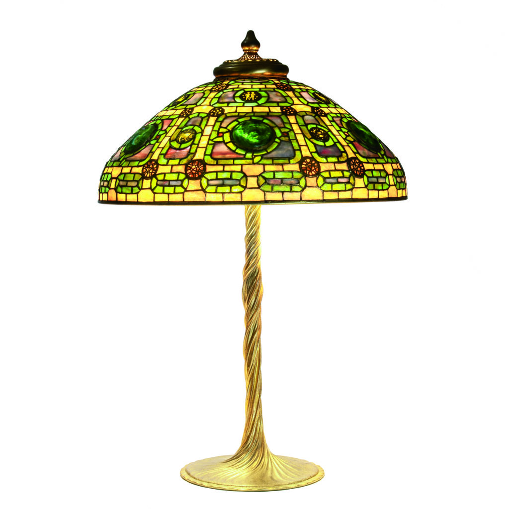Super How To Recognize Quality In Tiffany And Mosaic Glass Lamps Download Free Architecture Designs Ferenbritishbridgeorg
